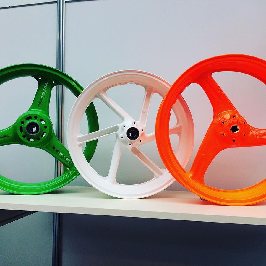 alloy wheel painting price