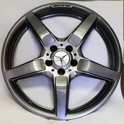 Genuine Mercedes AMG Alloy 20 Inch Clock | TPC