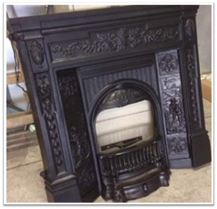 Can You Sandblast Cast Iron Fireplace, Can You Sandblast Cast Iron Fireplace