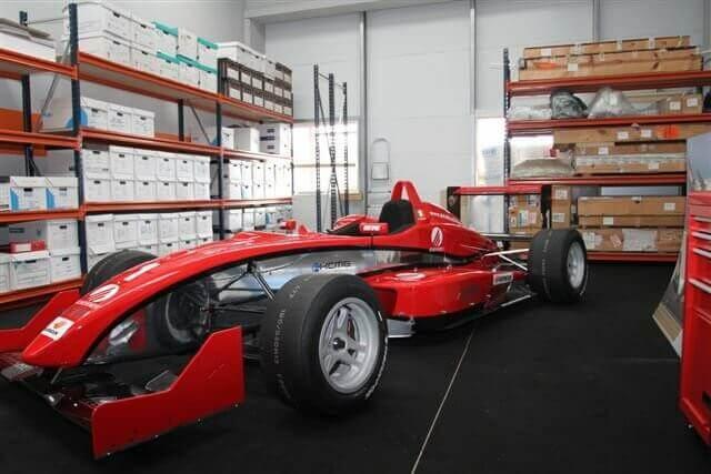 Formula Racing Car 1