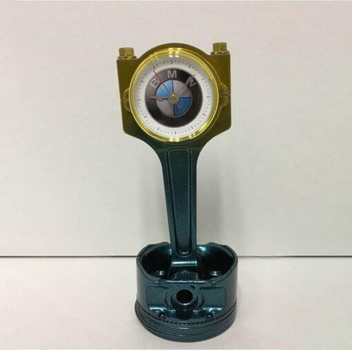 BMW Piston Clock