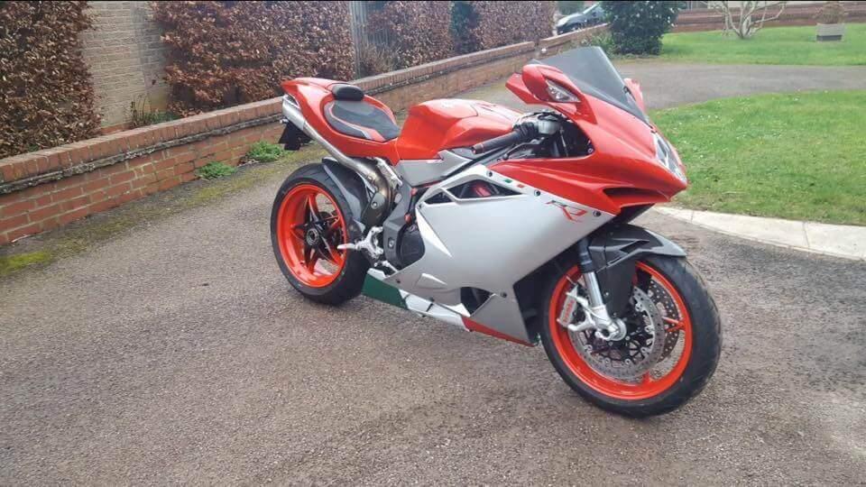 Ducati Big bike 3