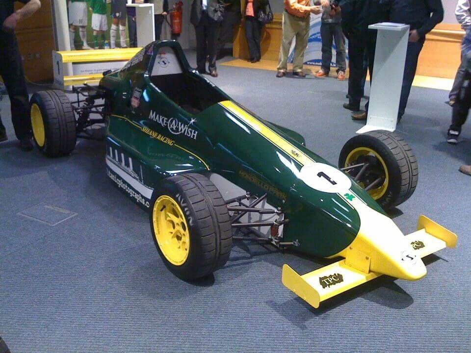 Formula Racing Car 2
