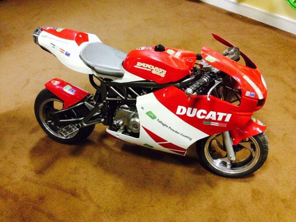 Ducati Big Bike