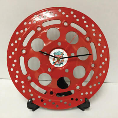 Sprocket Clock - Liverpool | TPC
