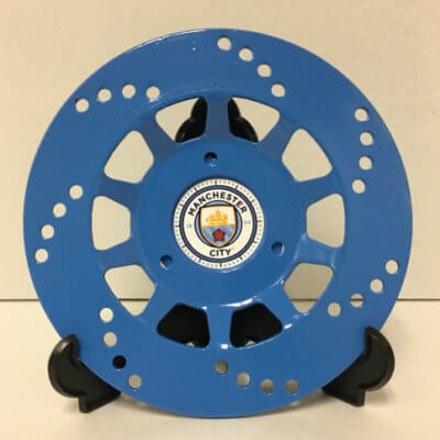 Sprocket Clock - Manchester City | TPC