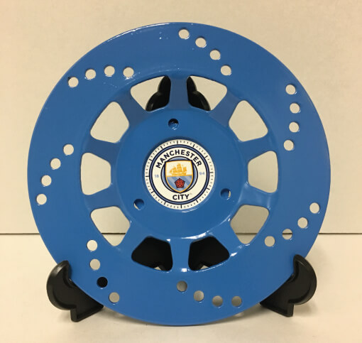 Sprocket Clock - Manchester City | TPC