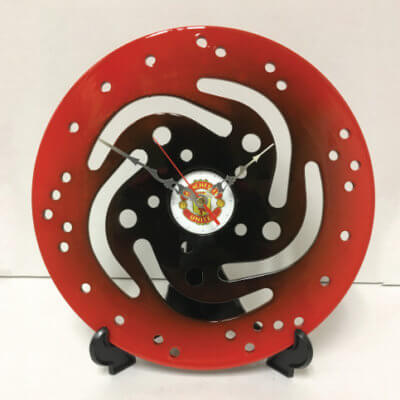 Sprocket Clock – Manchester United | TPC