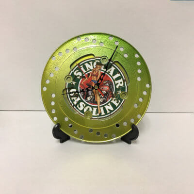 Sprocket Clock - Gasoline | TPC