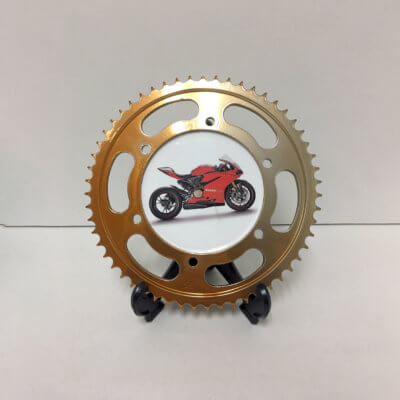 Sprocket - Motorcycle Bronze | TPC