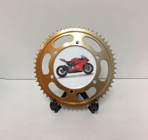 Sprocket - Motorcycle Bronze | TPC