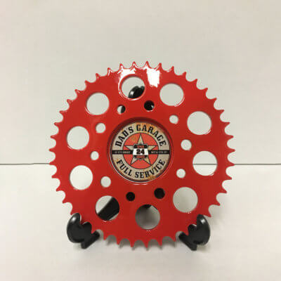 Sprocket - Dad's Garage Red | TPC
