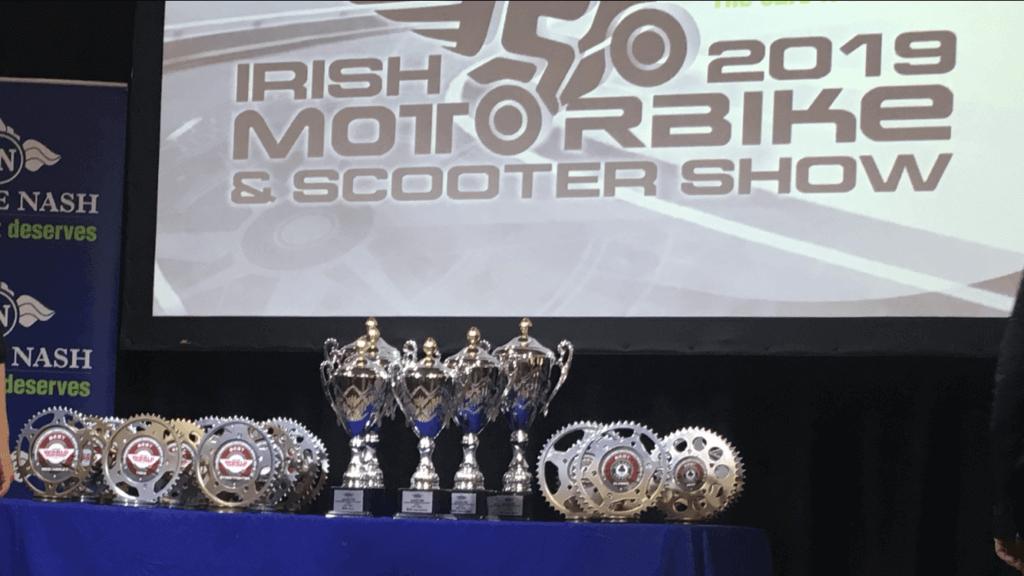 Irish 2019 motorbike & scooter show