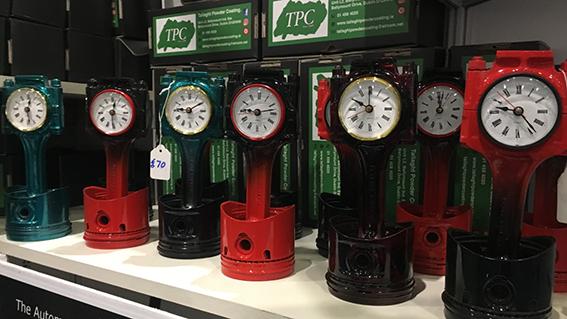 TPC clocks